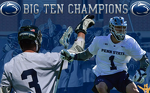 Penn State Men's Lacrosse Beats Johns Hopkins 18-17 In Big Ten Championship Game